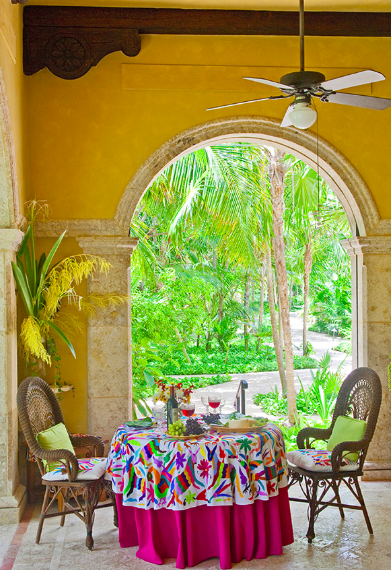 Rtc Property dining room hacienda 2