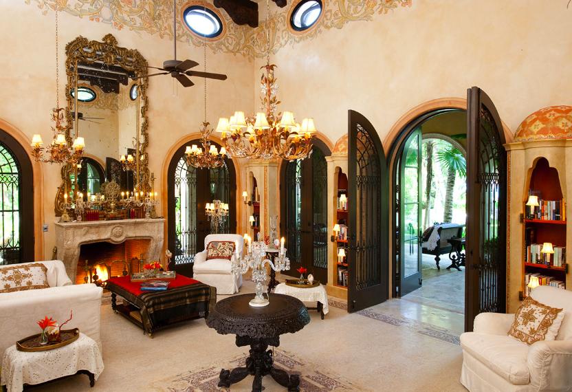 Rtc Property living room hacienda