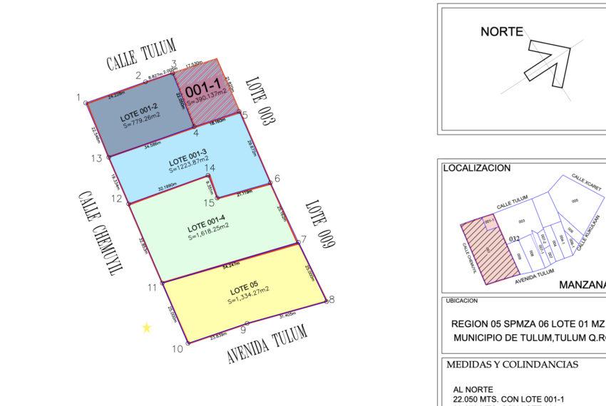mza 32 lote 01 WOW RTC Property título 13.007
